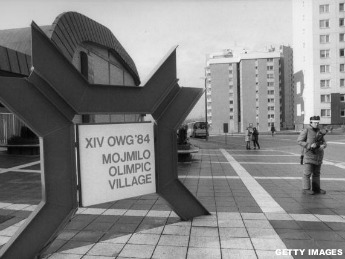 Mojmilo village in 1984 (photo credit: thepostgame.com)