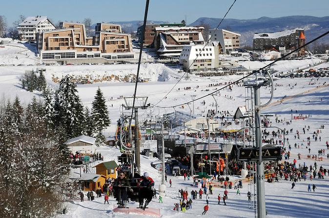 Mount Bjelašnica, date unknown (photo credit: bhspirit.com)