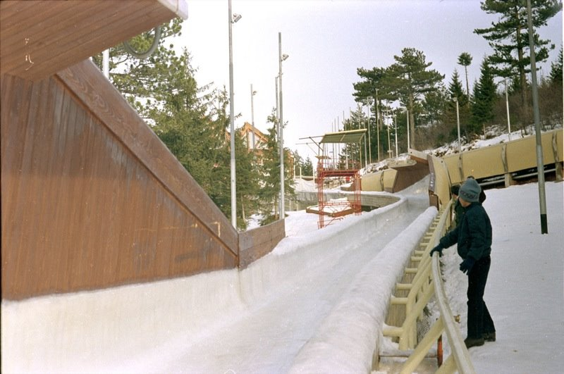 bobsled tracks in 1984 (photo credit: panoramio.com)