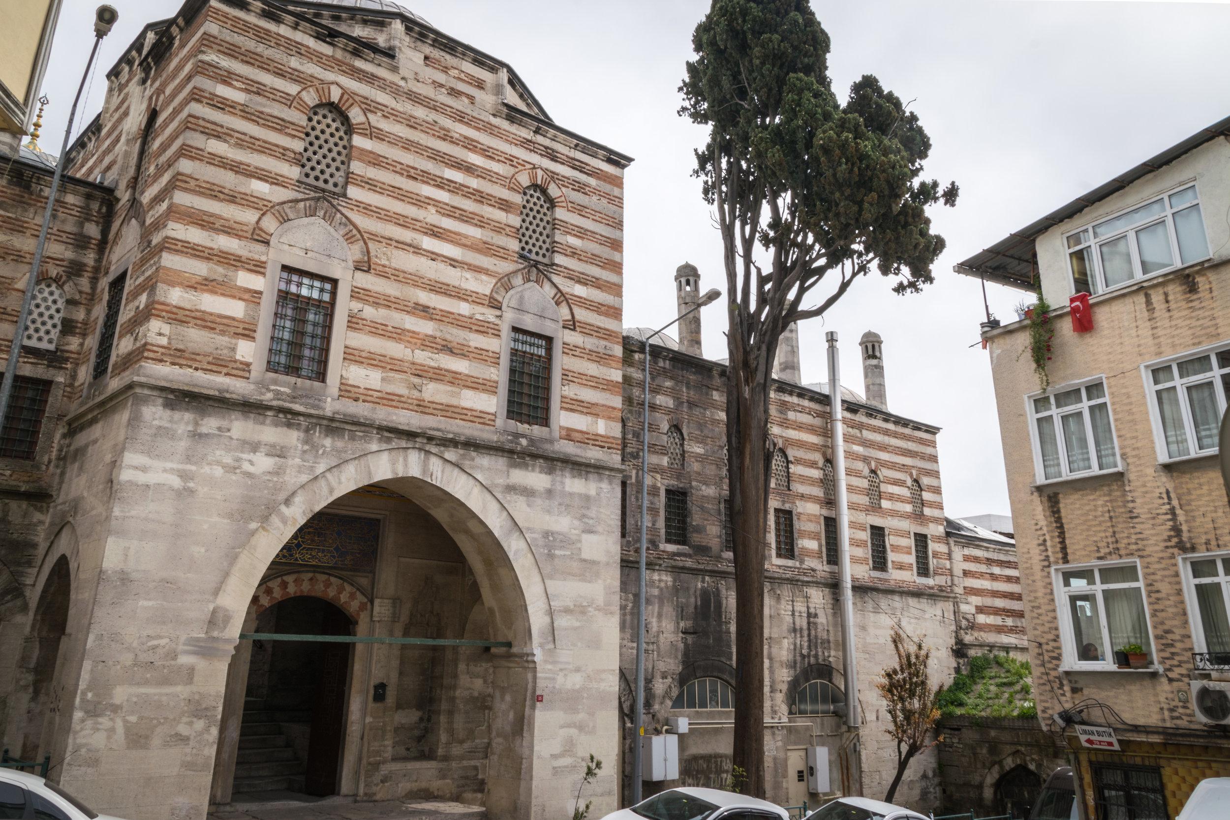 Istanbul UNESCO_Sokollu Mehmet Pasha Mosque-2.jpg