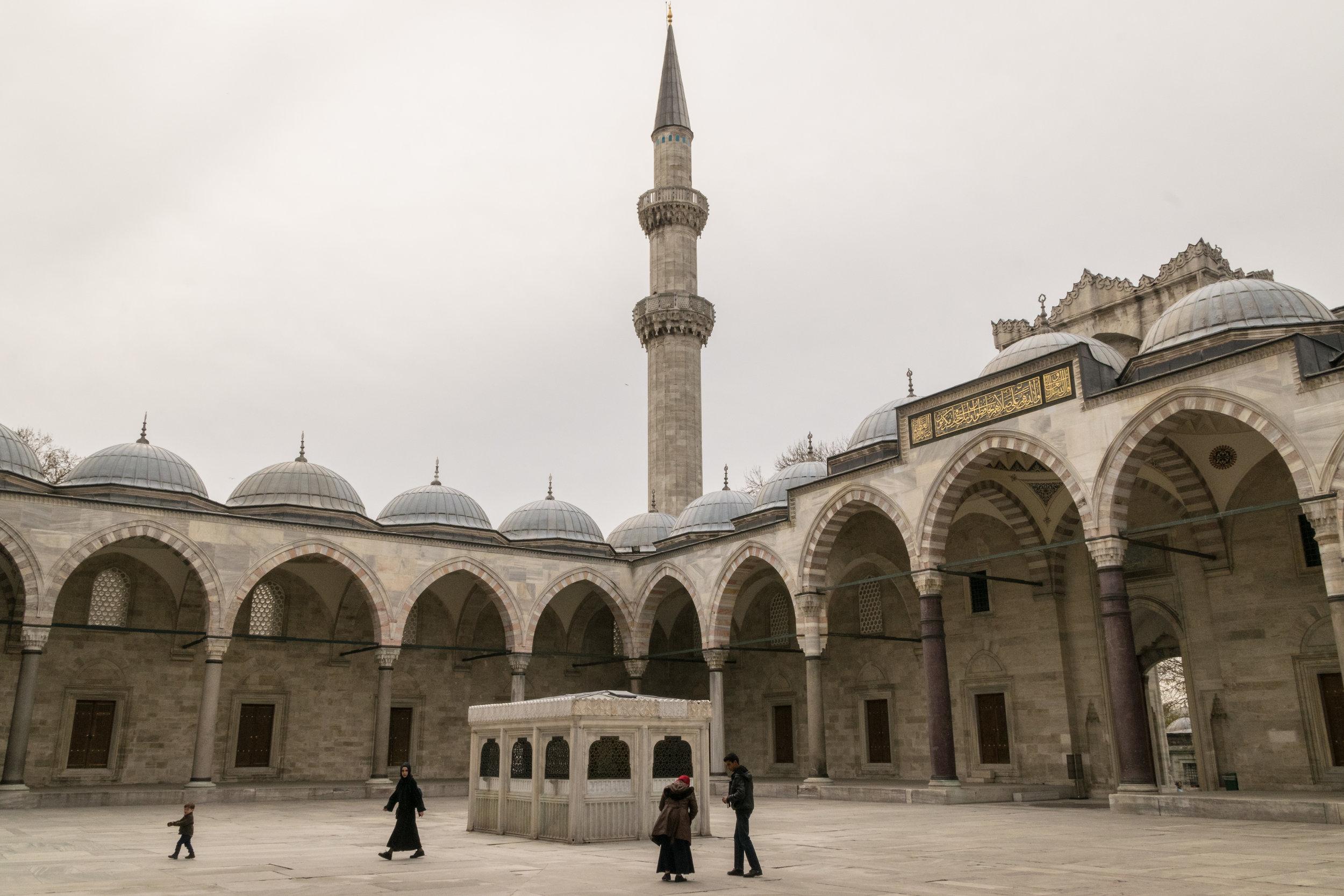 Istanbul UNESCO_Suleymaniye Mosque-3.jpg