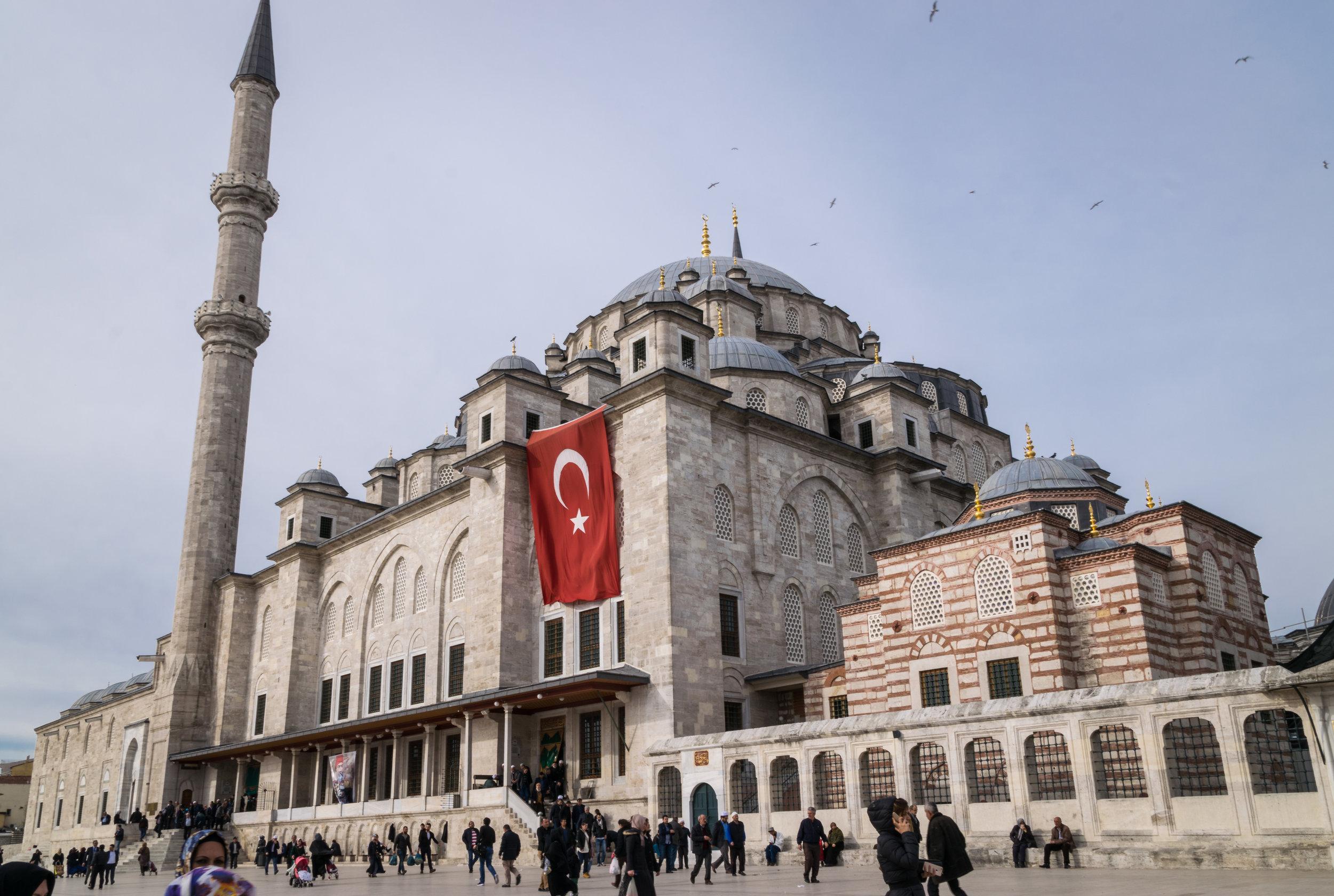 Istanbul UNESCO_Fatih Mosque-1.jpg