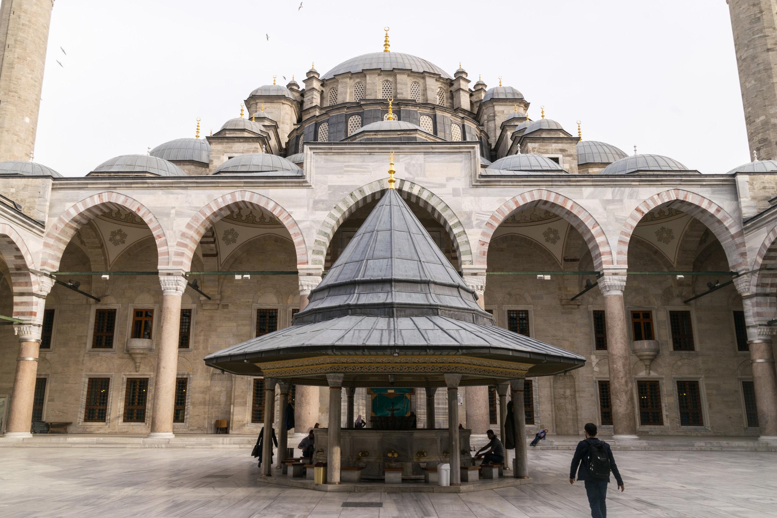 Istanbul UNESCO_Fatih Mosque-4.jpg