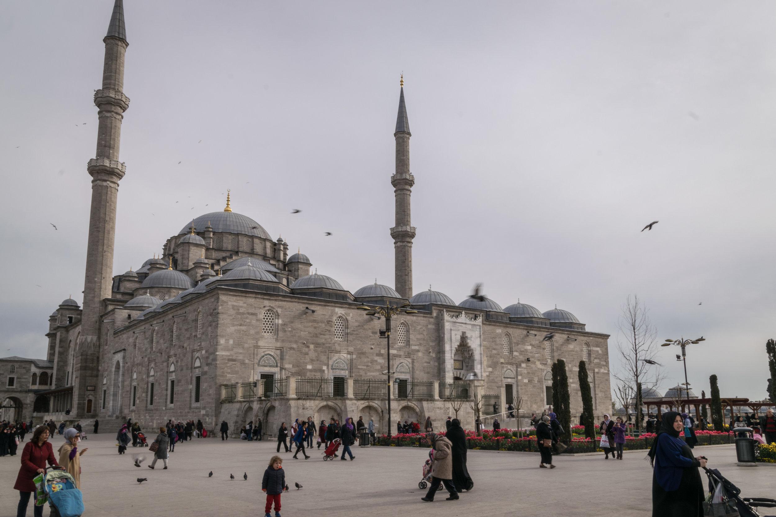 Istanbul UNESCO_Fatih Mosque-6.jpg