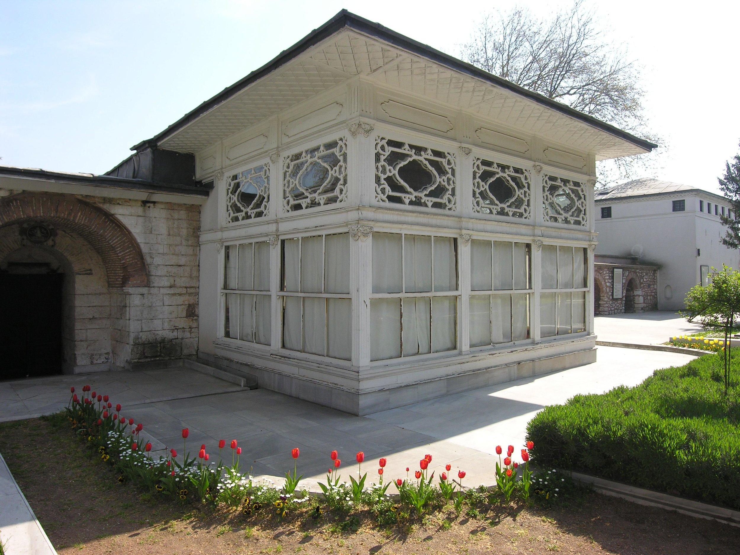 built in 1648 in the 'Turkish Rococo' architectural style (photo credit: topkapisarayi.gov.tr)