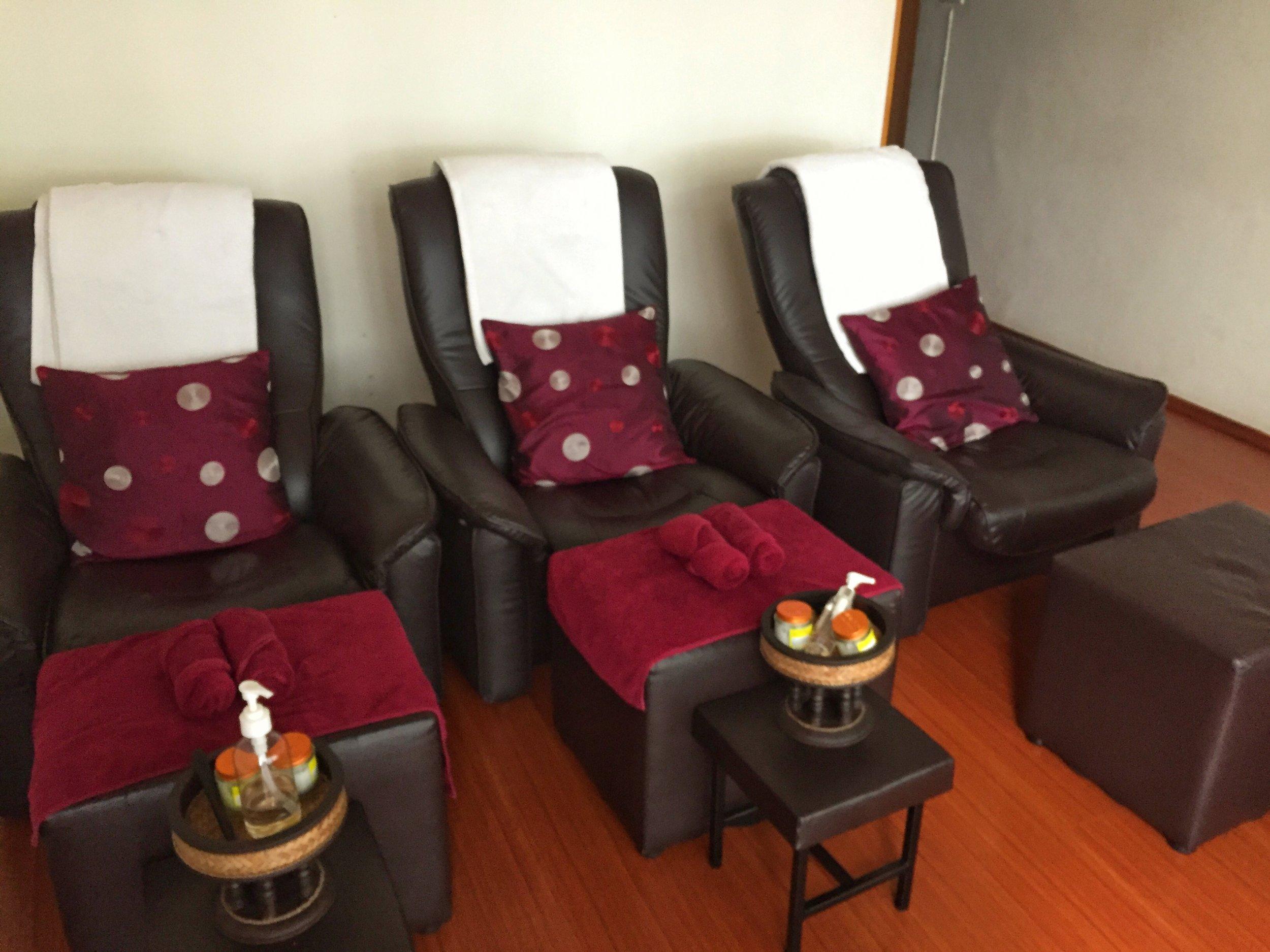 massages galore