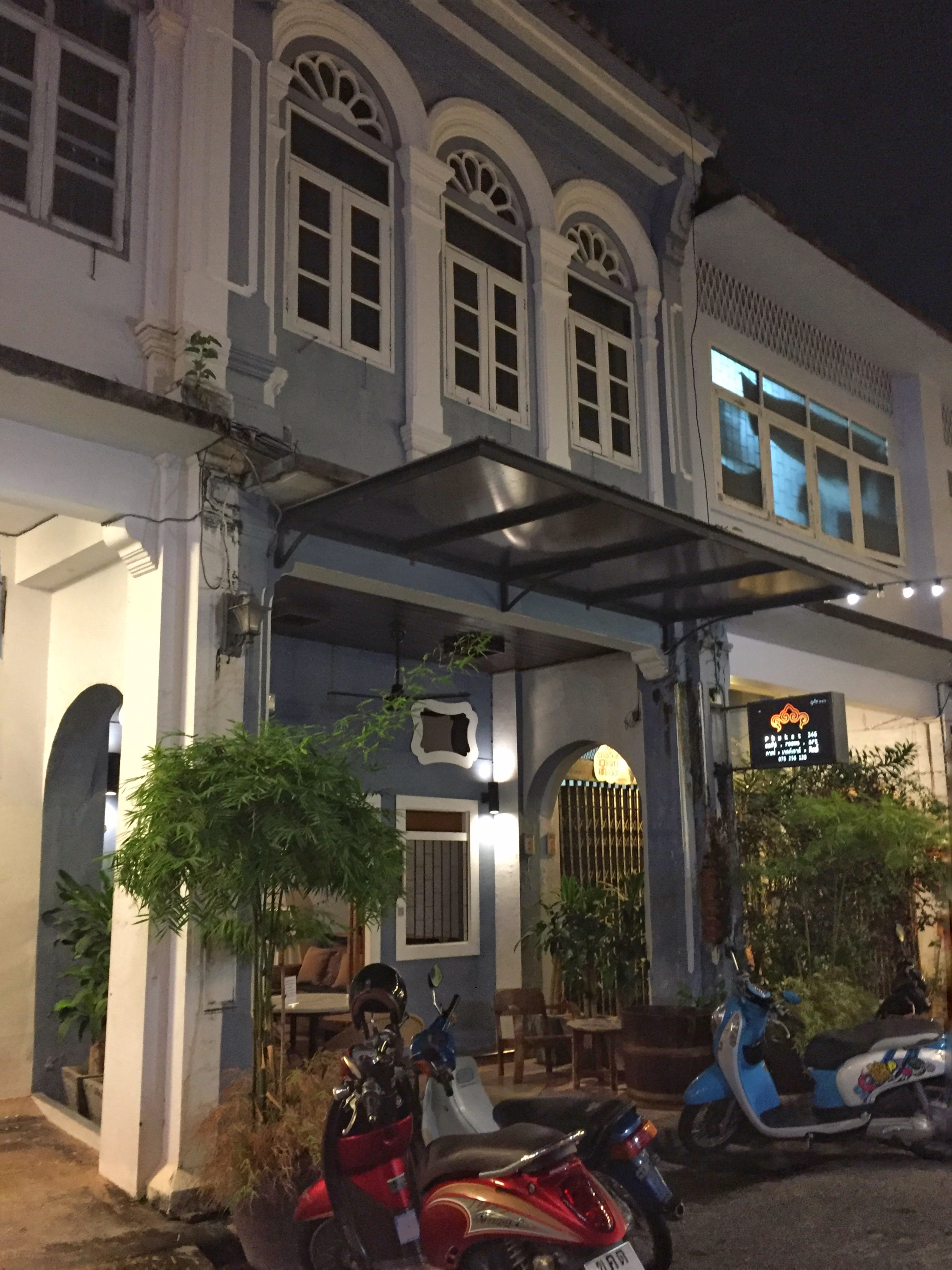my cozy hotel in an old shophouse, Phuket 346
