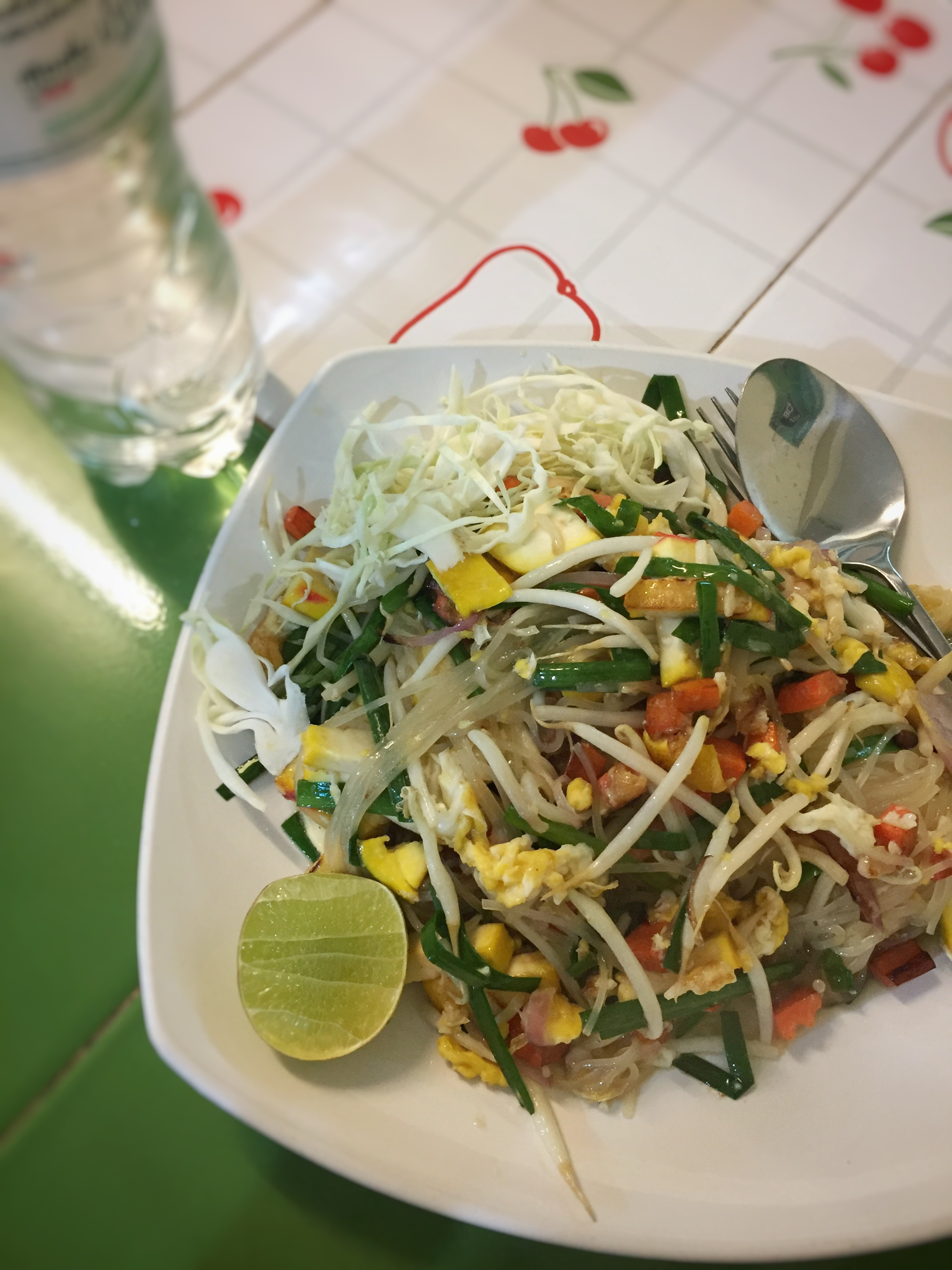 pad thai (Ayutthaya)