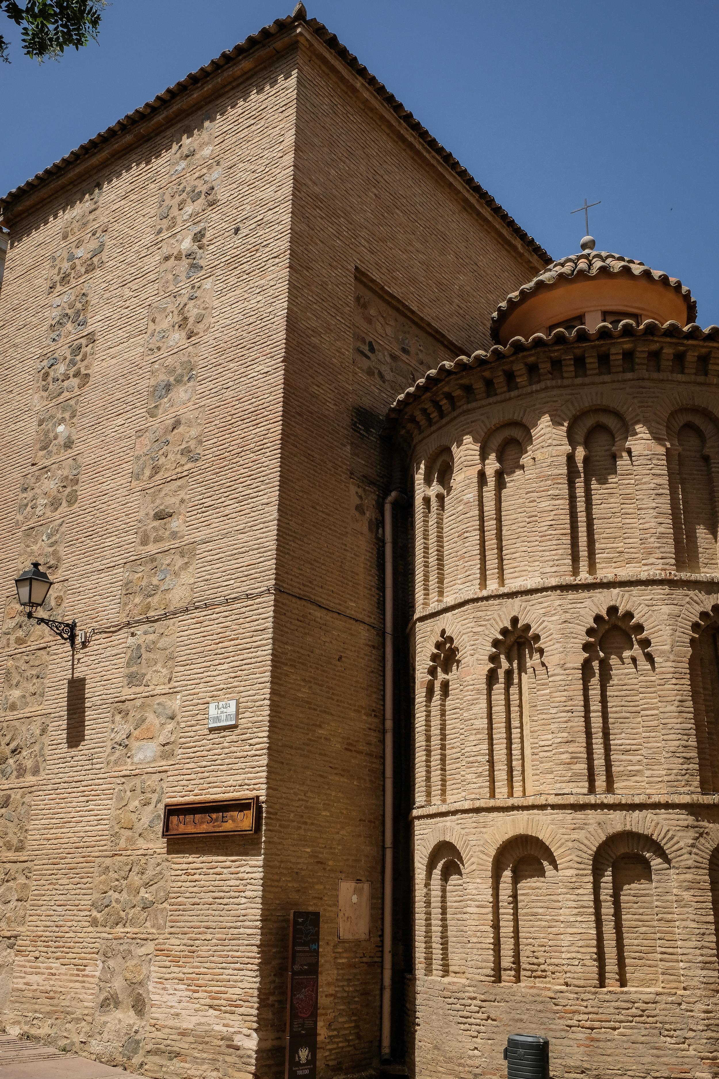 looks like the Roman buildings of Trier, Germany