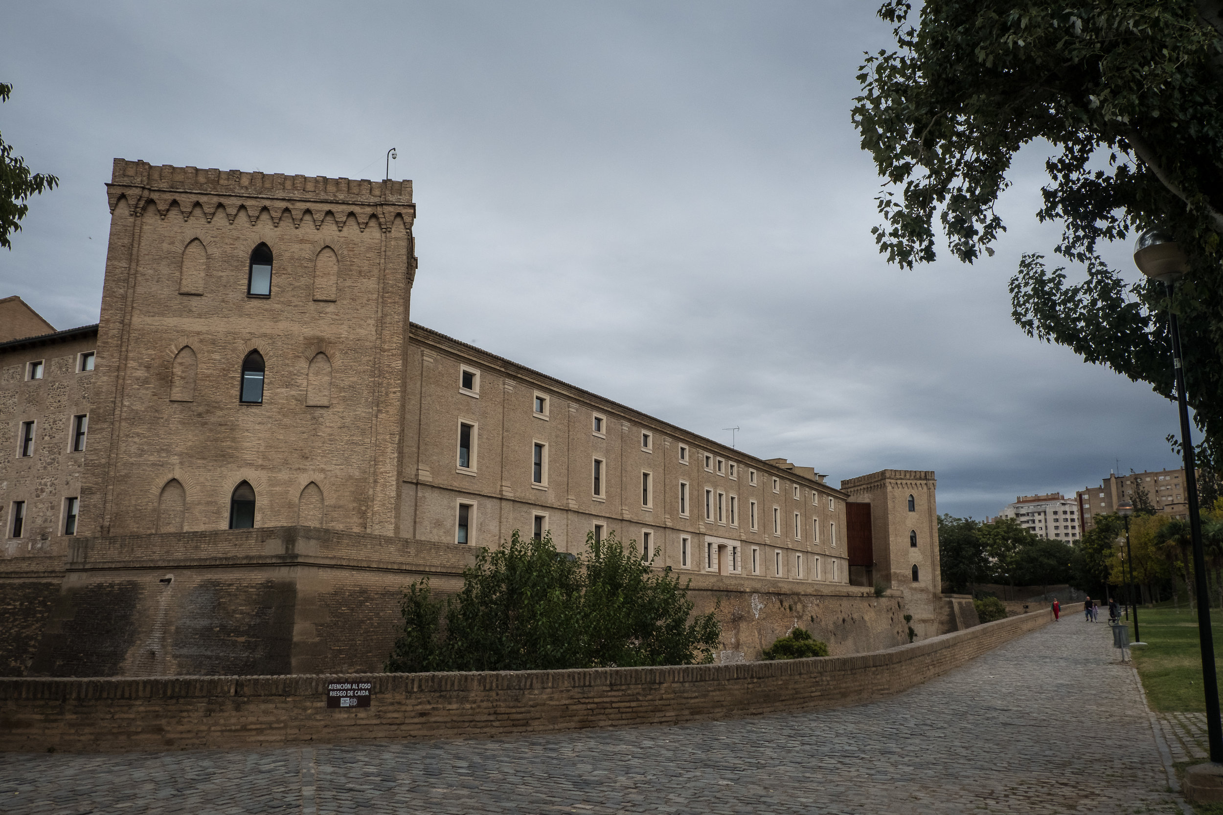 Palacio de la Aljafería, 11th century Moorish palace
