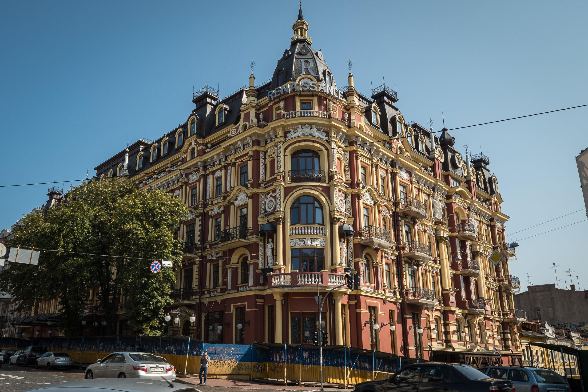 Dokhodnyy dom Sirotkina