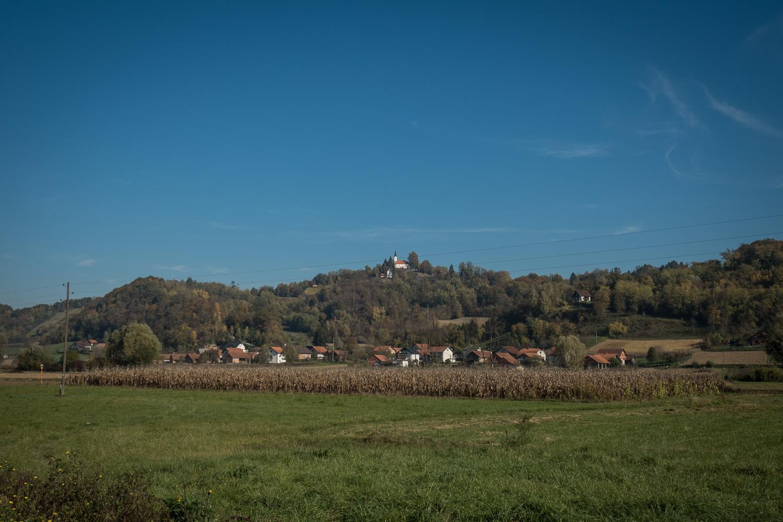 gorgeous Croatian countryside