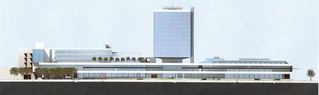 Hotel Marjan renovation concept drawings, circa-2009 (image credit:  croatia-estate.com )