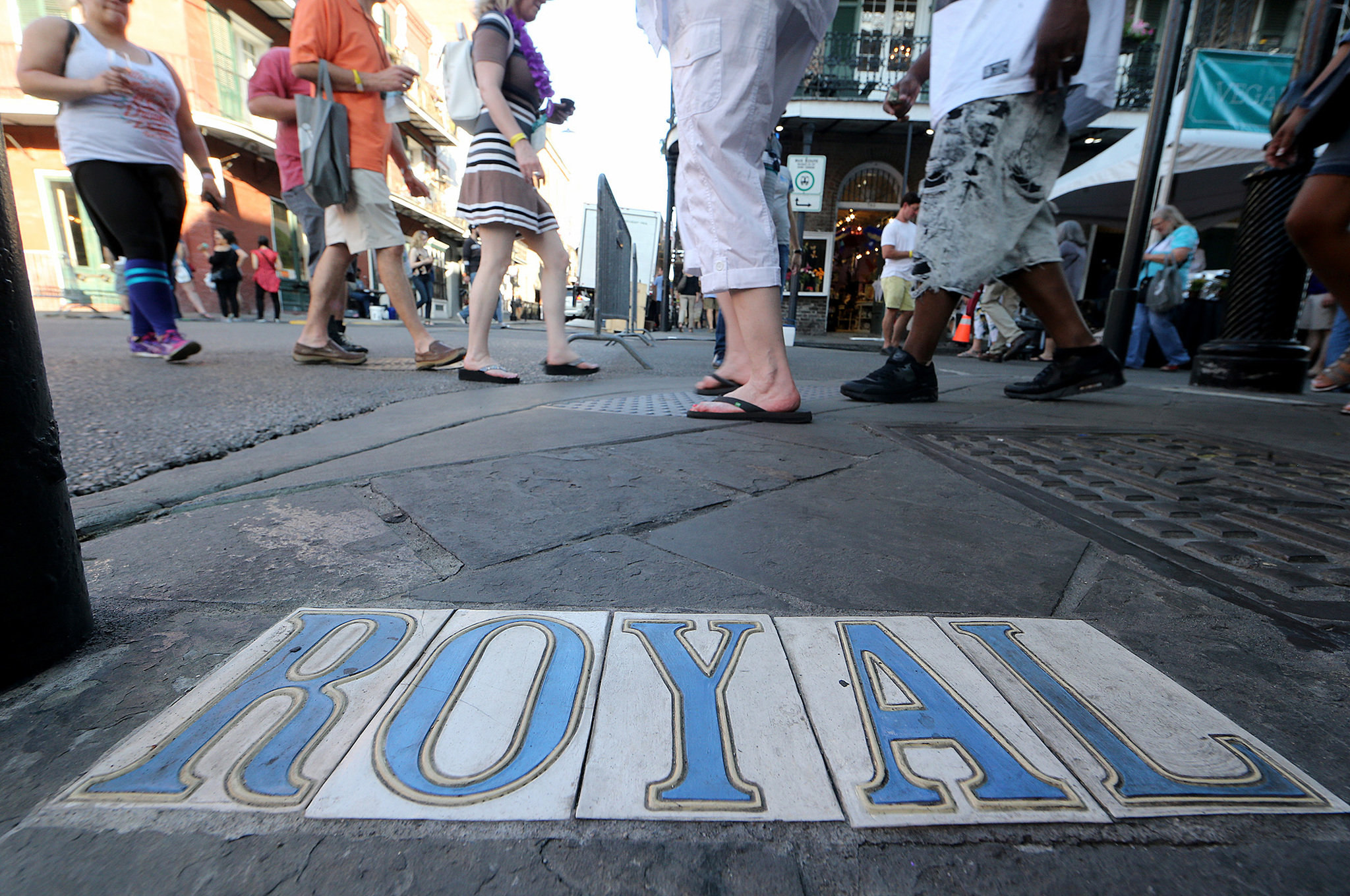 Royal Street (photo credit: nola.com)