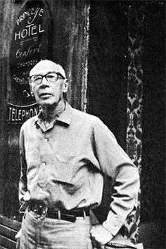 Henry Miller in Paris, 1969