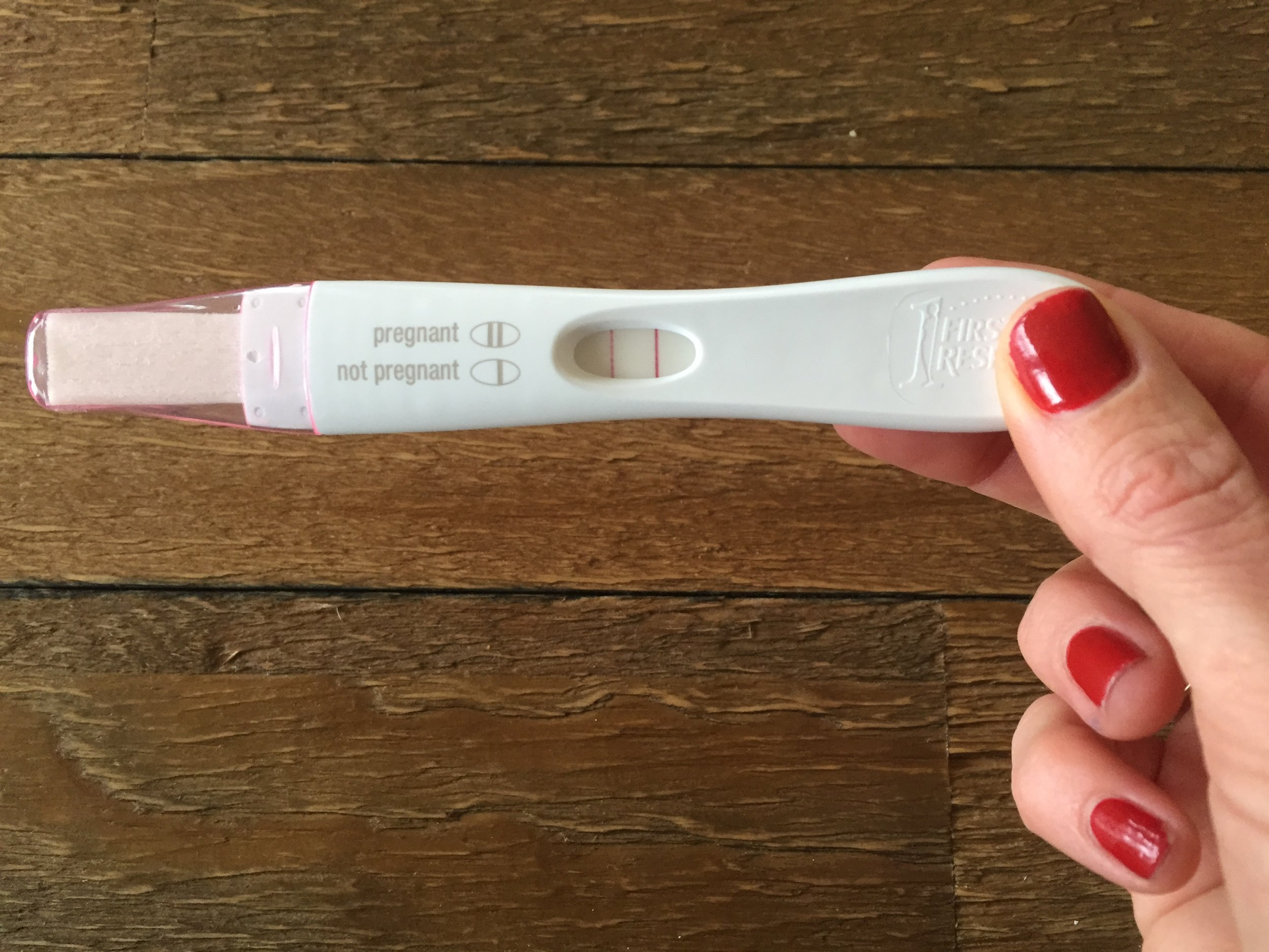Welcome to Portland, you're pregnant!