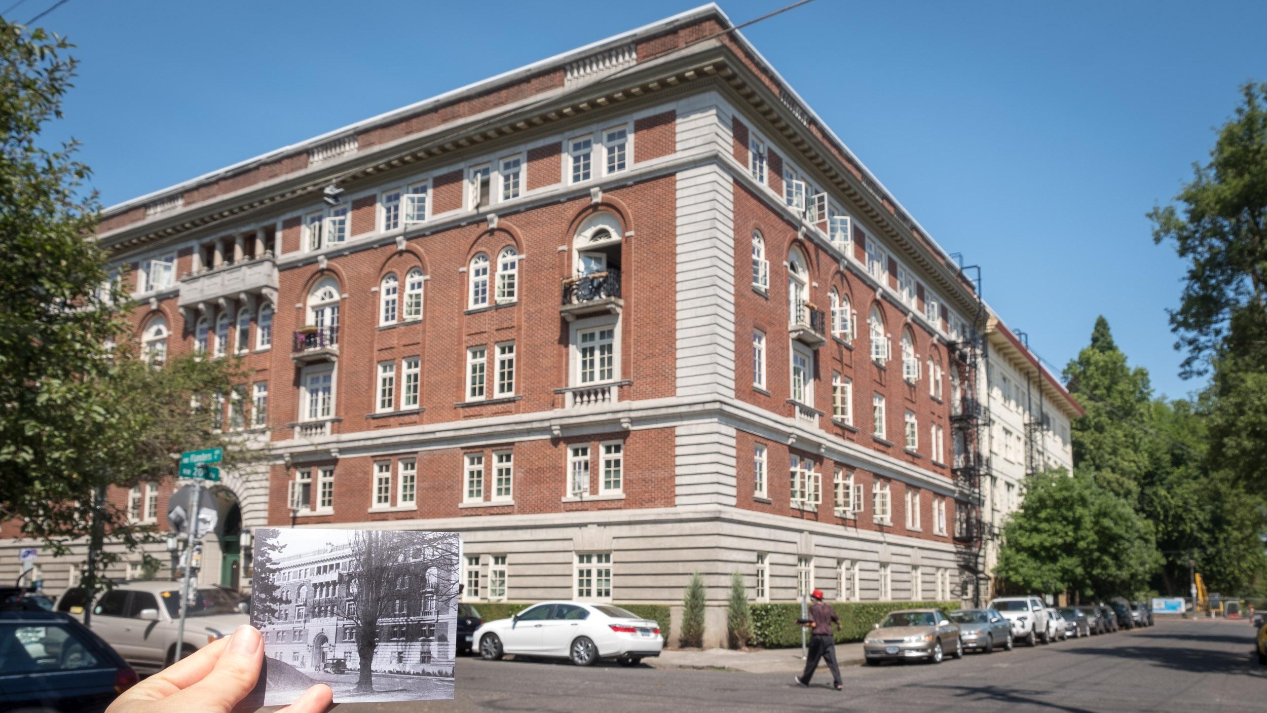 Embassy Apartments at 2015 NW Flanders
