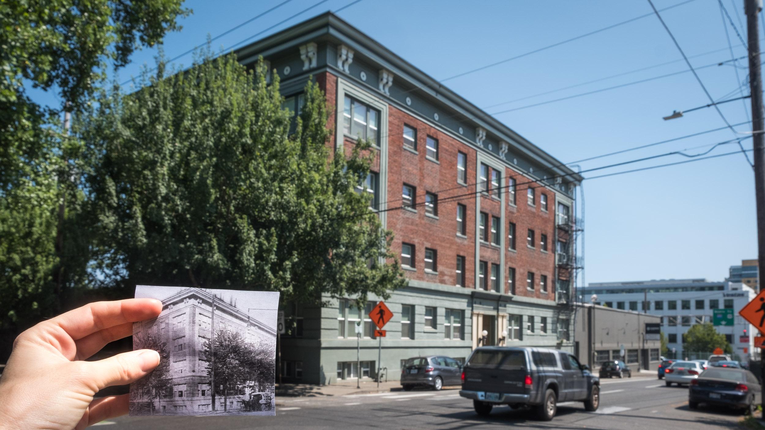 Carlotta Court Apartments at 1631 NW Everett