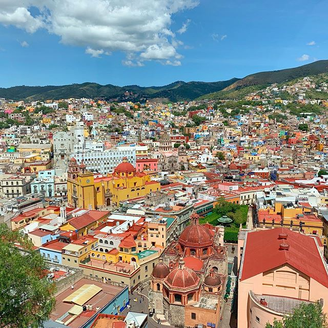 Weekend in Guanajuato, Mexico!  Part I #guanajuato #mexico #travelwithbaby #carfree #peopleoriented