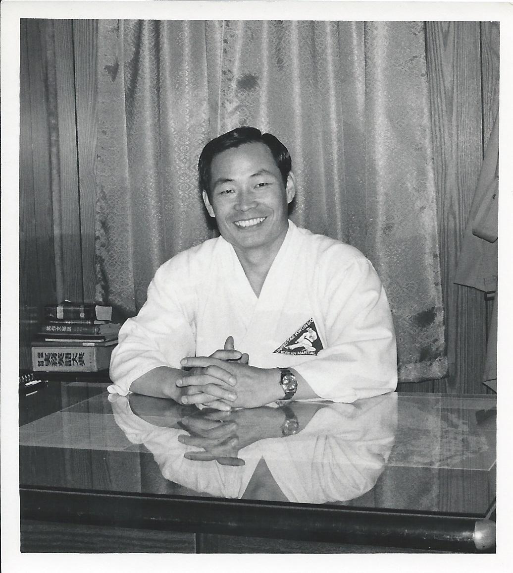 0035 Grandmaster Lee United Tae Kwon Do 1974.jpg