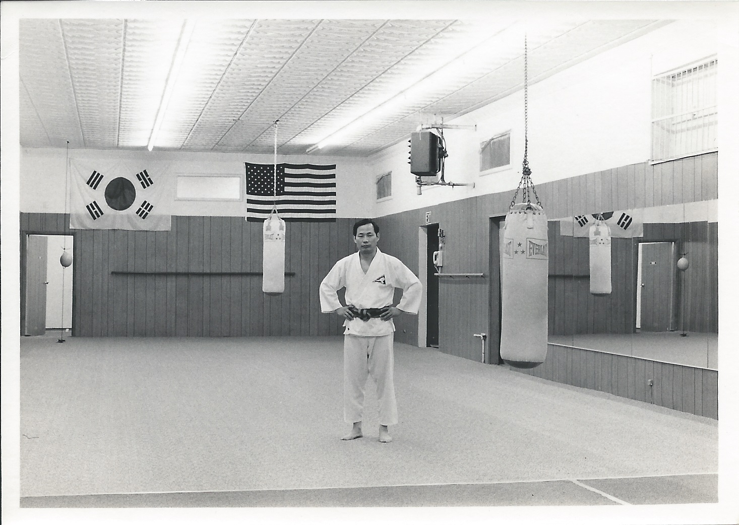 0033 Grandmaster Lee United Tae Kwon Do 1974.jpg