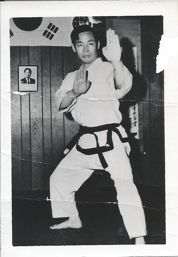 0036 Grandmaster Lee United Tae Kwon Do 1974.jpg