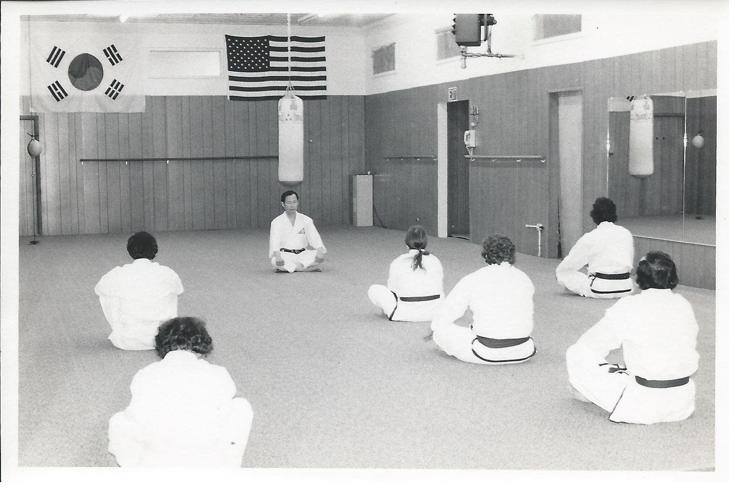 0038 Grandmaster Lee United Tae Kwon Do 1974.jpg