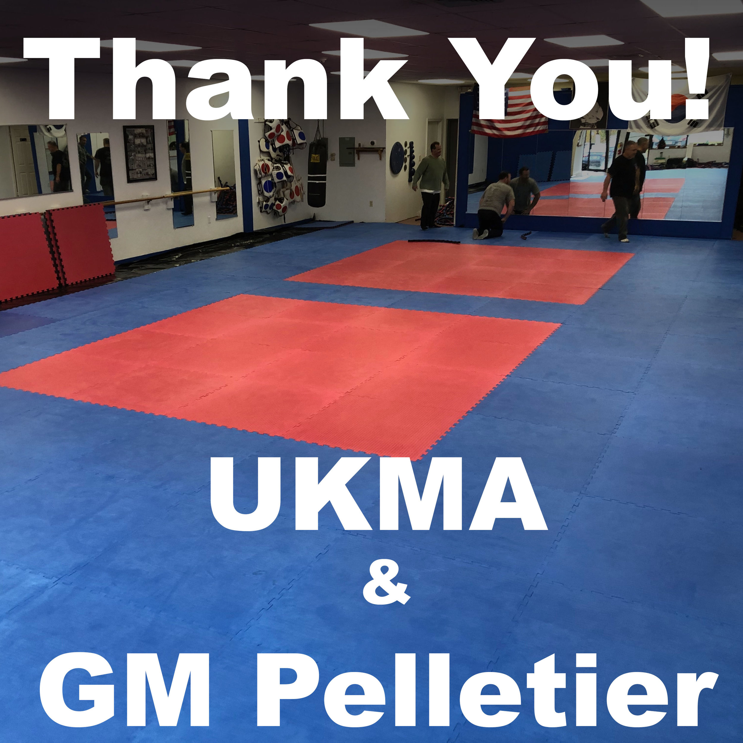United Korean Martial Arts & GM Pelletier