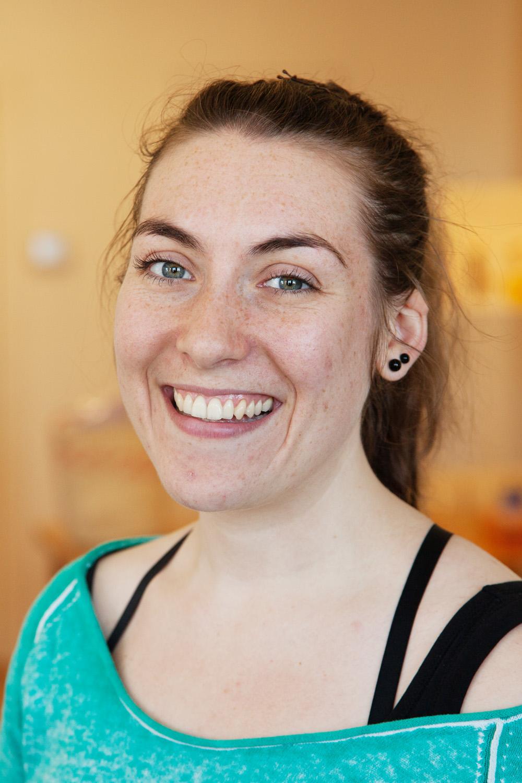 Anna Lena Giesen, beeldend therapeut.
