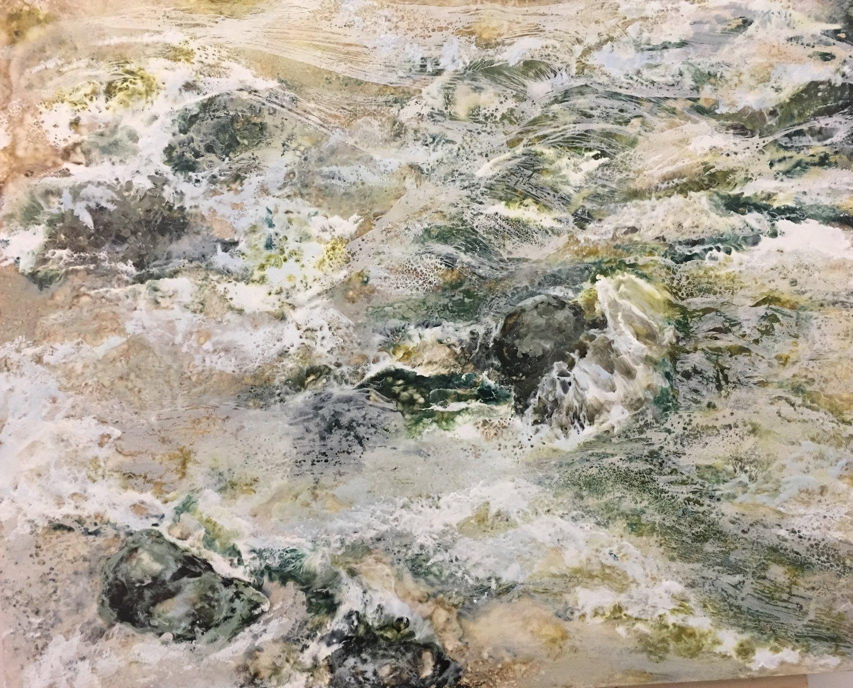 Anne Stine, Spring Thaw