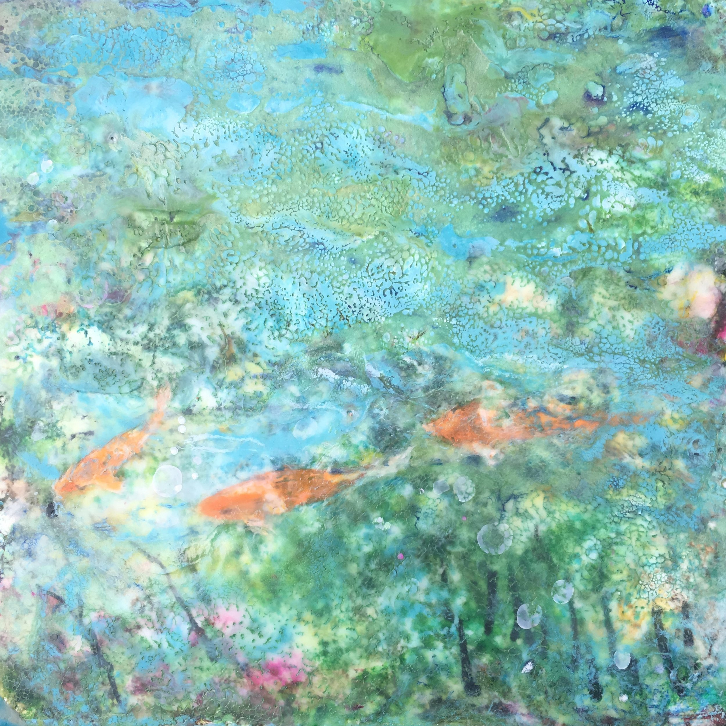 Anne Stine, Monet's Dream