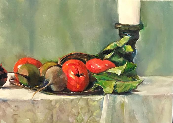Marcia Klioze, Dead Beets and Hot Tomatoes