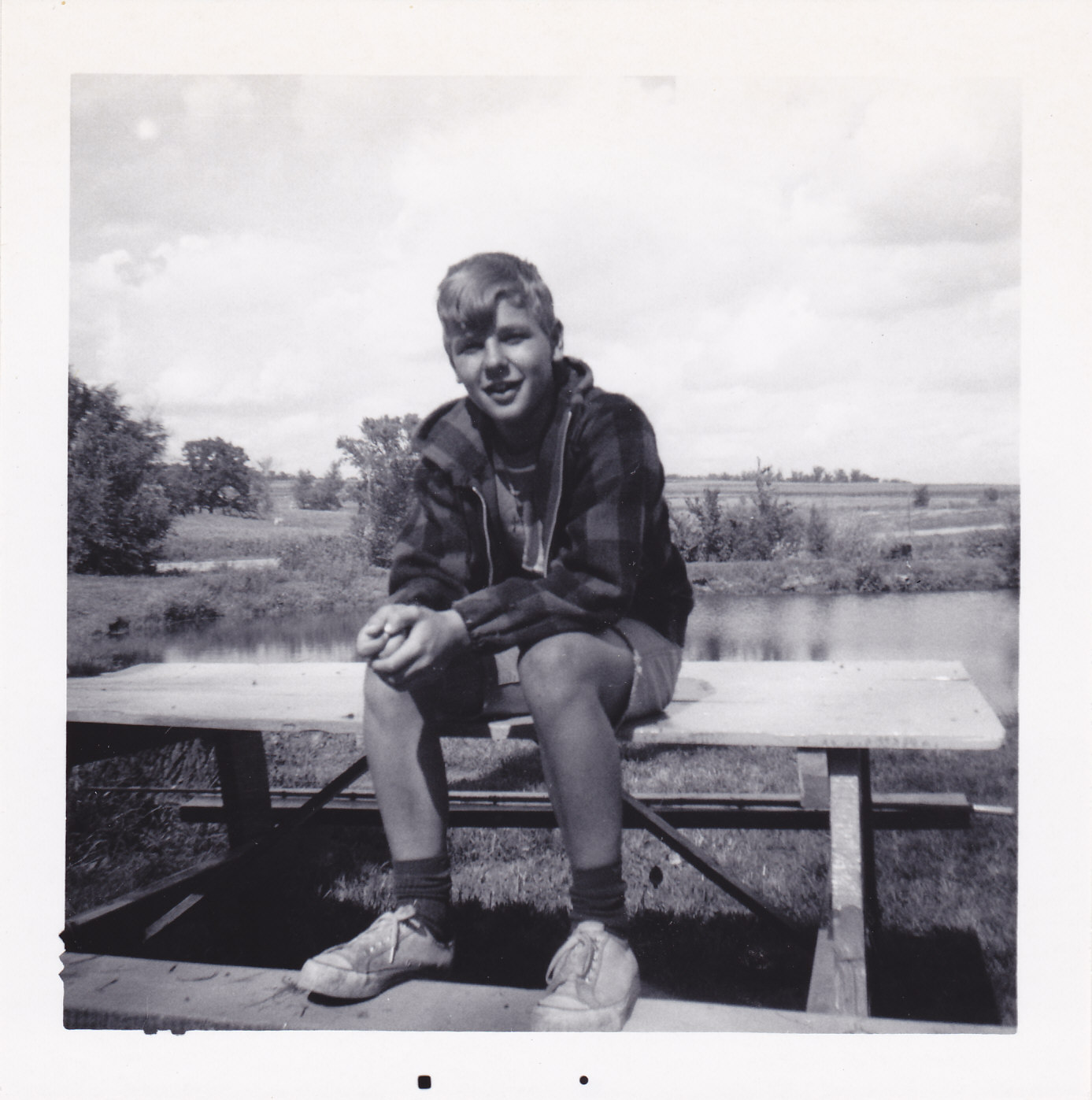 A young Vladimir Adamov
