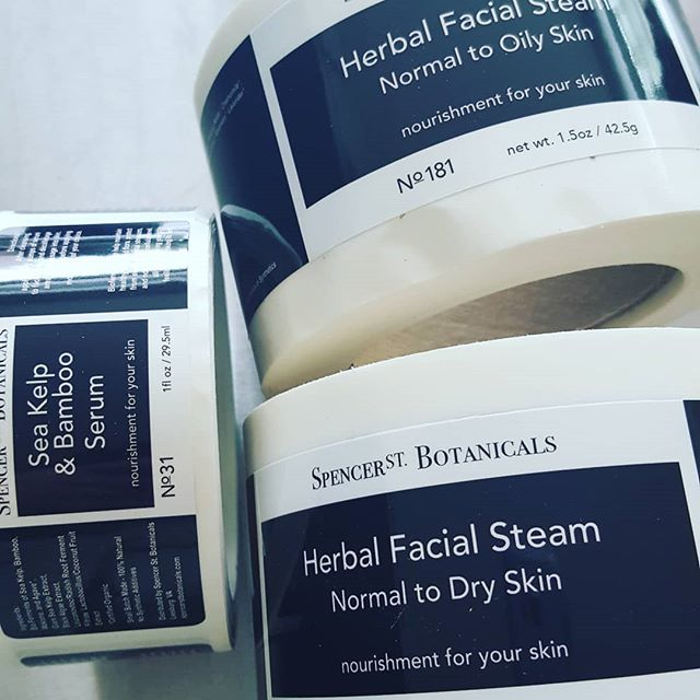 Ready to start labeling and getting these products out soon!  I'm loving our newest additions...talk about nourishment for the skin! ♥️ Our Sea Kelp and Bamboo Serum works to support healthy skin microbiota... it's chalked full of wonderful bioferments, the skin LOVES it!  And the Herbal Facial Steams are also fabulous for the skin! We will be adding these sample options shortly so give them a try with your next order.