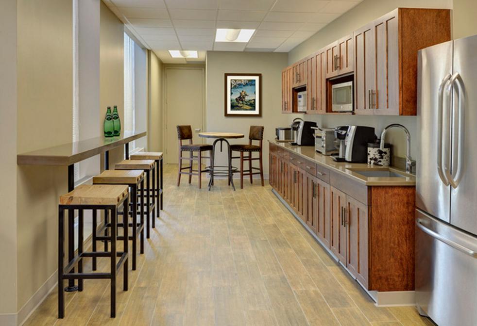 Corporate Kitchen Area