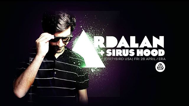 Cape Town tonight at ERA with @sirushood!