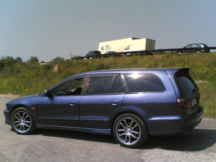 If only Mitsubishi brought back an enthusiast's special such as the Legnum VR-4.