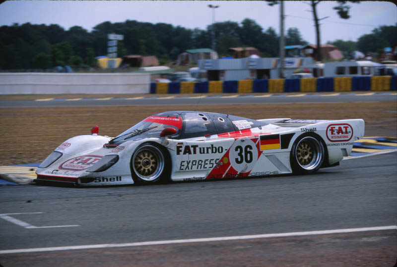 Dauer's 962 Le Mans provided a ray of light in dark days.