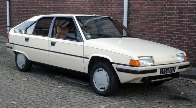 Citroën's top selling BX was chosen to become a rally hero.