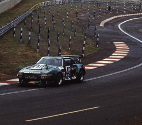 Le Mans, 1980.