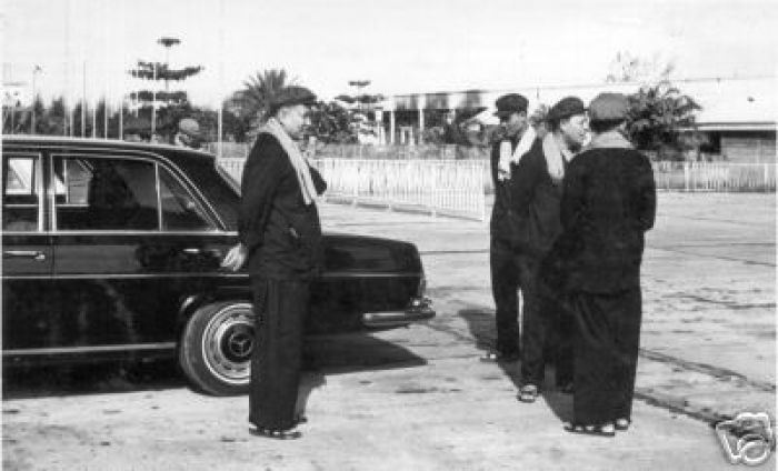 The car forever associated with Hitler and his Nazi parade.