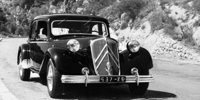 Cheap to run, reliable, easy to drive, and comfortable, the Traction Avant was a perfect car for both gangsters and Gestapo