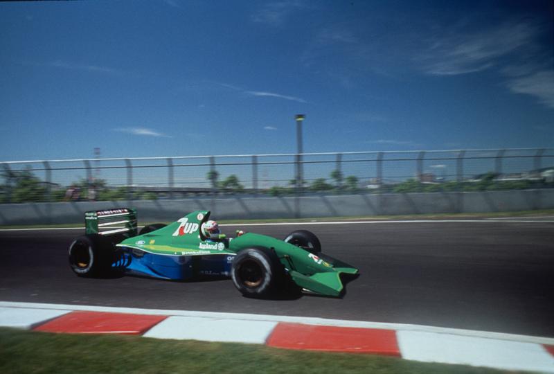 Andrea de Cesaris, Montreal 1991.