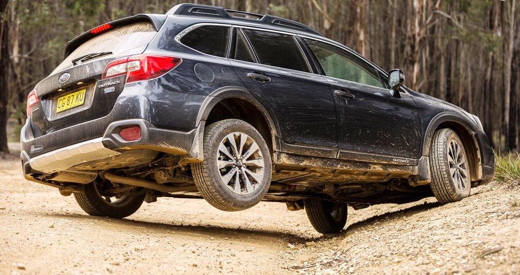 The Subaru Outback may be a lifted station wagon, but it's better off road than an SUV. It's better on road too
