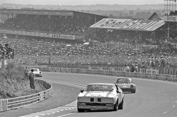 Qualifying, Le Mans 1976.