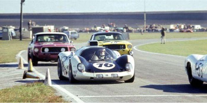 Daytona, 1968.