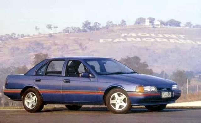 The XR6 is one of the most iconic Falcons. The EB II S-XR6 was the first  .