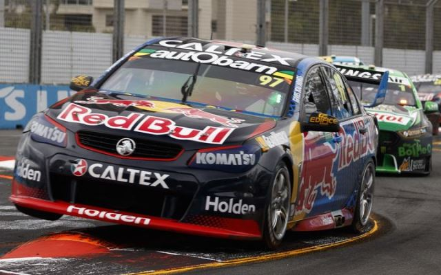 Van Gisbergen consolidated his lead at the Gold Coast with a win and a second