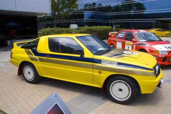 The Starion's modifications made sure that problem was cured.