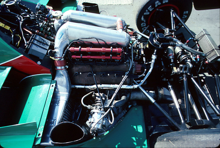 The engine simply refused to be competitive.